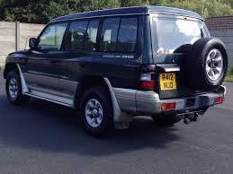 land rover mitsubishi mitsubishi pajero shogun 7 seater diesel 4x4 suv 1 year mot low