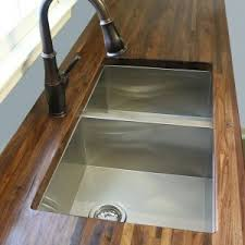 brushed nickel faucet with stainless steel sink kitchen stainless steel faucet with hand sprayer and granite elkay