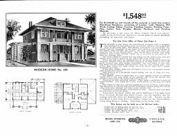 Modern Shotgun House Plans Sears Homes 1908 1914