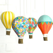 hot air balloon decorations decor diy inspiration hot air balloons apartment therapy