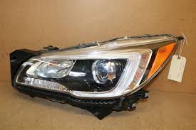 subaru headlight styles used subaru headlight u0026 tail light covers for sale