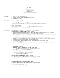 Job Description Resume Retail by General Contractor Job Description Resume Free Resume Example