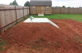 Backyard Tornado Shelter Outdoor Slope Front Storm Shelters In Lawton Ok