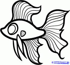 anime fish drawings how to draw a cartoon fish cute and easy video