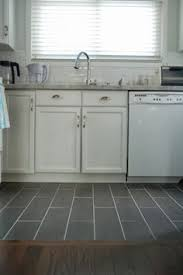 How To Tile Kitchen Floor by Hardwood To Tile Transition For The Home Pinterest Blog And Tile
