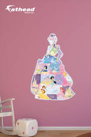 46 best disney princess themed bedroom images on pinterest disney princess skip the hole drilling this time and say hello to instant decor with removable princess wall decals just peel and place wall decals to