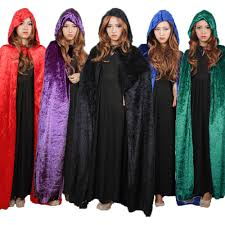 online get cheap black cloak halloween aliexpress com alibaba group