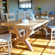 extending table fresno oxbow extending table furniture and mirror