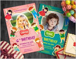 22 birthday invitation templates free psd ai vector eps