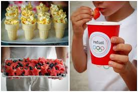 Olympic Themed Decorations Throwing An Olympics Party Some Of The Coolest Printables Snacks