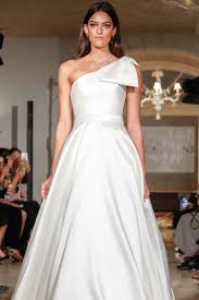 calvin klein wedding dresses get the look oscar worthy wedding gowns accessories bridalguide