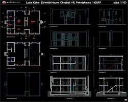 Draw House Floor Plans House Floor Plans For Autocad Dwg Home Deco Plans
