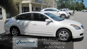 nissan altima z5s used altima 2007 nissan altima 2 5s white sunroof push button start