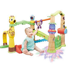 Tikes Light N Go Activity Garden Treehouse