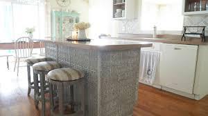 Faux Tin Kitchen Backsplash Faux Tin Ceiling Tiles Kitchen Island White Lace Cottage