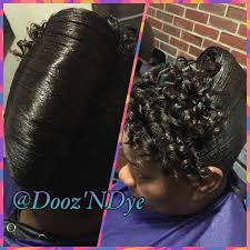 hairstyles for black women updo hairstyles relaxed hair