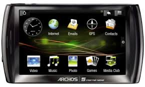 android ipod android powered archos tablet out specs zune ipod touch
