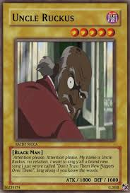 Uncle Ruckus Memes - uncle ruckus card by urkel8534 on deviantart
