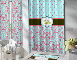 Navy And Green Curtains Navy And Grey Shower Curtain Sweet Jojo Designs Navy Blue Gray