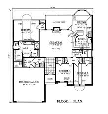 dog run style house plans