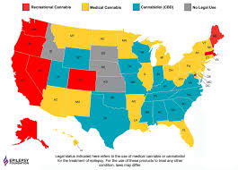 Recreational Marijuana Map Too Much Crappy Weed In Cali What To Do