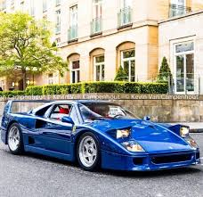 blue f40 tdf blue f40 f40 f40 and cars