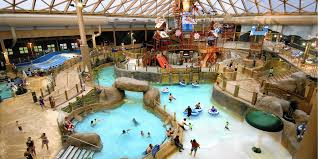 Great Wolf Lodge Map Two New Water Parks Challenge Great Lodge In The Poconos The