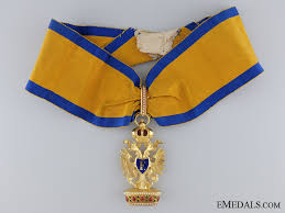 second wien the order of the iron crown in gold second class by rothe wien