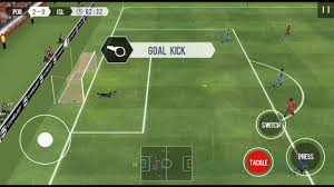 football for android european tournament in real football 2017 android gameplay 04