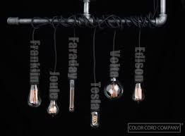 ben franklin light bulb a lesson of lighting history color cord company