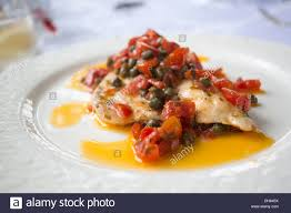 haute cuisine recipes haute cuisine dining fish in a restaurant stock photo royalty