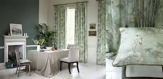 Discount Designer Curtain Fabric Uk Designer Fabrics Wallpapers Roman Blinds And Curtains From House