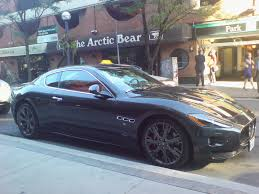 maserati granturismo s with red interior 1 madwhips
