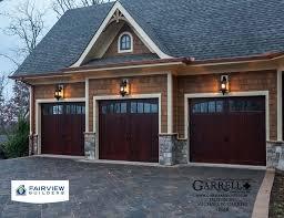 amicalola cottage house plan 12068 3 car garage exteriors
