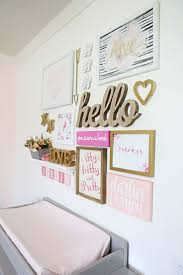 Decorating Nursery Walls 413 Best Gallery Walls Images On Pinterest