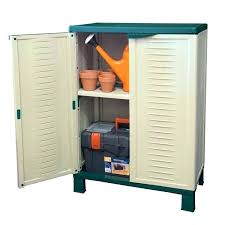 Plastic Outdoor Storage Cabinet Plastic Cabinet For Storage Garden Cabinet Storage Amazing X