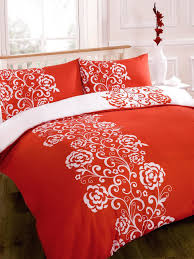 red black double duvet sets collection on ebay