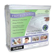 Bed Protector Protect A Bed Ultimate Mattress Protector Walgreens