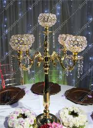 wedding decoration centerpieces golden promotion shop for