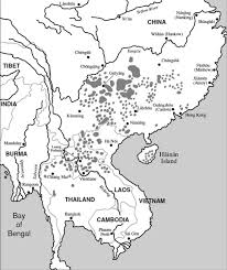 Hmong Map The Archaeobotanist Concatenating Rice And Language Phylogenies