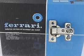 kitchen cabinet hinge mounting plates ferrari kitchen cabinet door hinge mounting plate made in italy