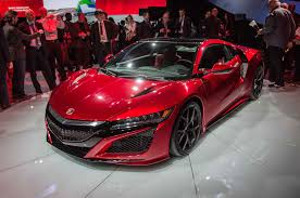 new honda sports car report honda u201cbaby nsx u201d sports car to have hybrid power