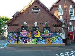 harringay primary school mural mural wall pinterest school harringay primary school mural