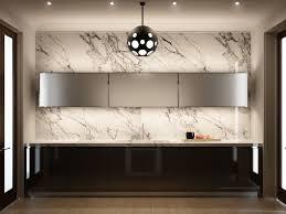 Beautiful Backsplashes Kitchens by Beautiful Luxury Kitchen With Marble Backsplash Kitchen