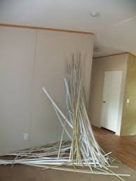 Mobile Home Interior Paneling Doublewide Bedroom 2 Upgrading A 15 Year Wide Moble