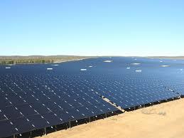 see south africa u0027s new giant solar power plant u2013 photos