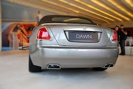 rolls royce roof rolls royce dawn unveiled in malaysia autoworld com my
