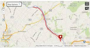 bucks county map bucks county marathon 2016 2017 date registration course route