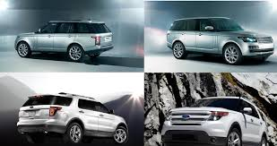 land rover ford bmw x5 or range rover sport