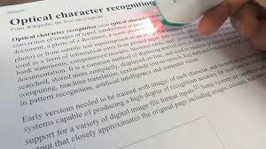 how to write in cool fonts on paper optical character recognition wikipedia